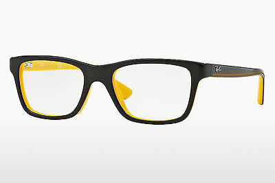 Lunettes design Ray-Ban Junior RY1536 3660 - Noires