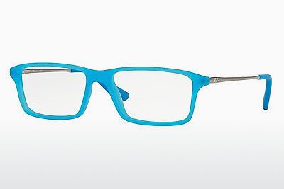 Lunettes design Ray-Ban Junior RY1541 3618 - Bleues, Transparentes