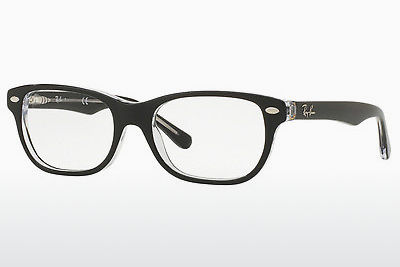 Eyewear Ray-Ban Junior RY1555 3529 - Black, Transparent