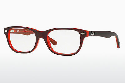 Lunettes design Ray-Ban Junior RY1555 3664 - Grises