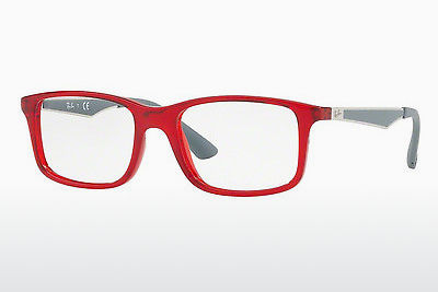 Eyewear Ray-Ban Junior RY1570 3723 - Transparent, Red