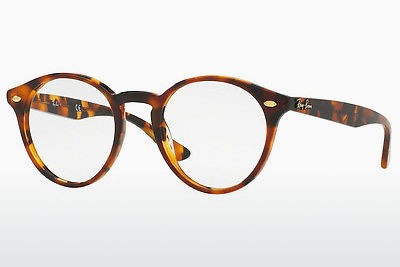 Eyewear Ray-Ban RX2180V 5675 - Brown, Havanna