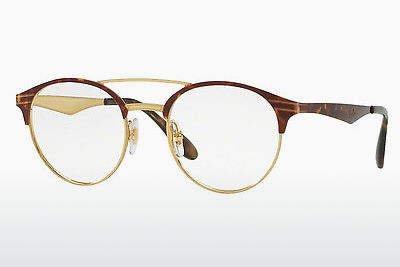 Eyewear Ray-Ban RX3545V 2917 - Gold, Brown, Havanna