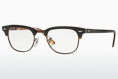 Eyewear Ray-Ban CLUBMASTER (RX5154 5650) - Brown, Havanna
