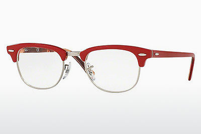 Eyewear Ray-Ban CLUBMASTER (RX5154 5651) - Red