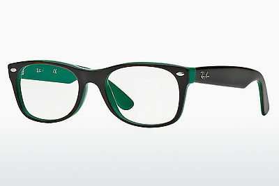 Lunettes design Ray-Ban NEW WAYFARER (RX5184 5161) - Brunes, Havanna