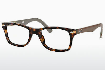 Eyewear Ray-Ban RX5228 5545 - Brown, Havanna