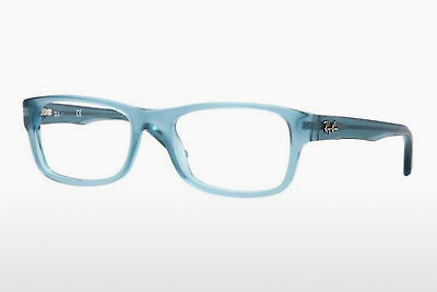 Lunettes design Ray-Ban RX5268 5121 - Bleues