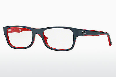Eyewear Ray-Ban RX5268 5180 - Grey, Red