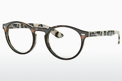 Eyewear Ray-Ban RX5283 5676 - Brown, Havanna, White