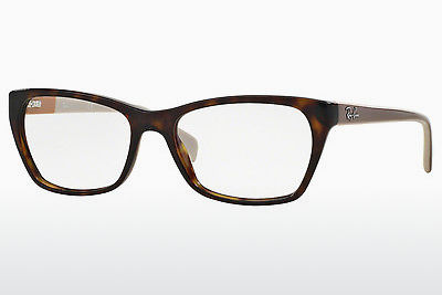 Eyewear Ray-Ban RX5298 5549 - Brown, Havanna