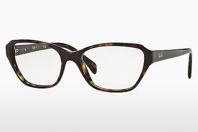 Eyewear Ray-Ban RX5341 2012 - Brown, Havanna