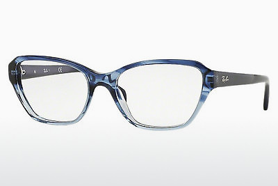 Lunettes design Ray-Ban RX5341 5572 - Bleues
