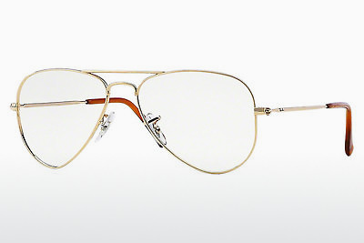 Eyewear Ray-Ban AVIATOR (RX6049 2500) - Gold