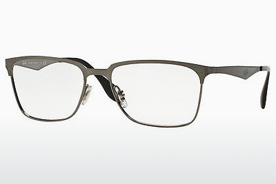 Eyewear Ray-Ban RX6344 2553 - Grey, Gunmetal