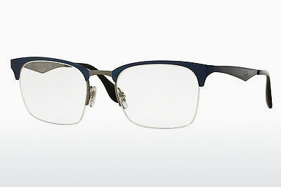 Lunettes design Ray-Ban RX6360 2863 - Bleues