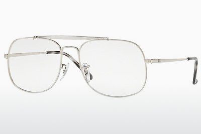 Lunettes design Ray-Ban RX6389 2501 - Argent