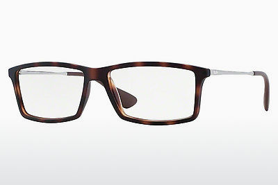 Eyewear Ray-Ban MATTHEW (RX7021 5365) - Brown, Havanna