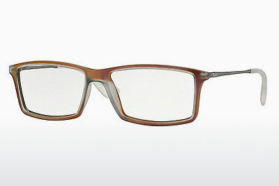 Lunettes design Ray-Ban MATTHEW (RX7021 5497) - Rouges