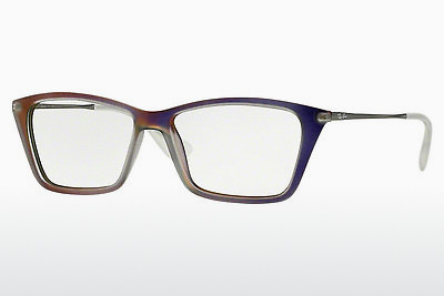 Eyewear Ray-Ban SHIRLEY (RX7022 5498) - Purple, Violet