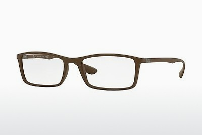 Eyewear Ray-Ban RX7048 5522 - Brown, Dove