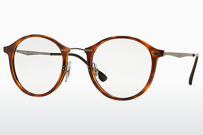 Eyewear Ray-Ban RX7073 5588 - Brown, Havanna