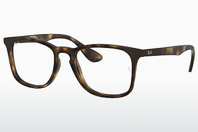 Eyewear Ray-Ban RX7074 5365 - Brown, Havanna
