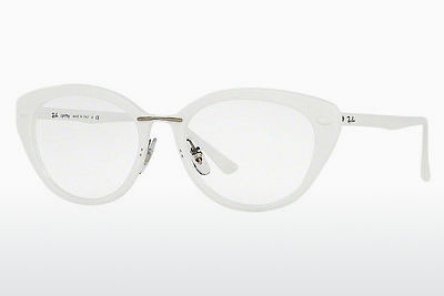 Lunettes design Ray-Ban RX7088 5618 - Blanches