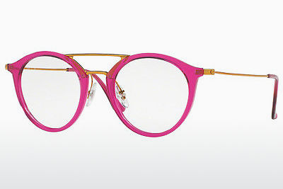 Lunettes design Ray-Ban RX7097 5631 - Rose