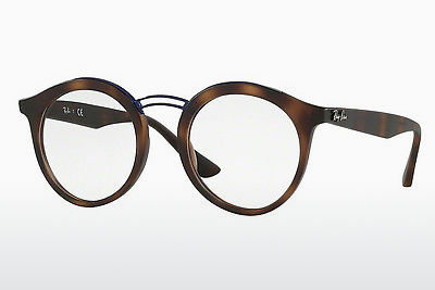Eyewear Ray-Ban RX7110 5692 - Brown, Havanna