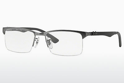 Eyewear Ray-Ban RX8411 2714 - Grey, Gunmetal