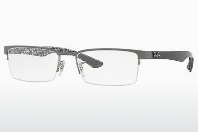 Eyewear Ray-Ban RX8412 2893 - Grey, Gunmetal