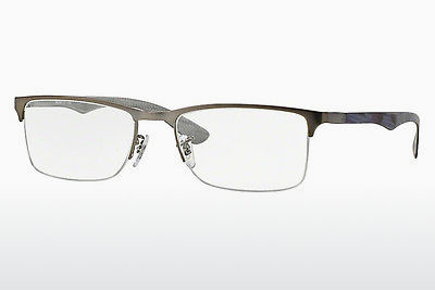 Eyewear Ray-Ban RX8413 2851 - Grey, Gunmetal