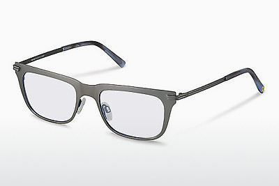 Lunettes design Rocco by Rodenstock RR208 B - Argent, Bleues