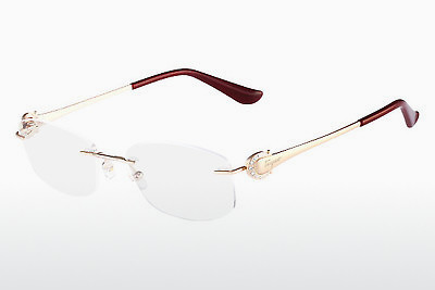 Lunettes design Salvatore Ferragamo SF2128R 688 - Or