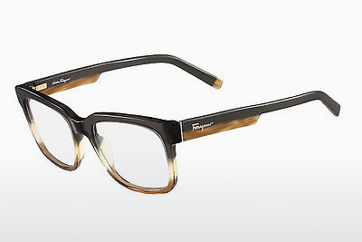 Eyewear Salvatore Ferragamo SF2751 326 - Green, Brown