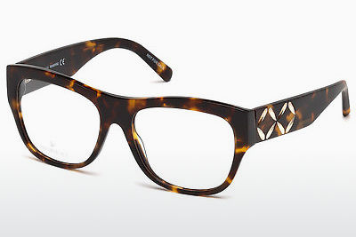 Eyewear Swarovski SK5213 054 - Red, Brown, Havanna