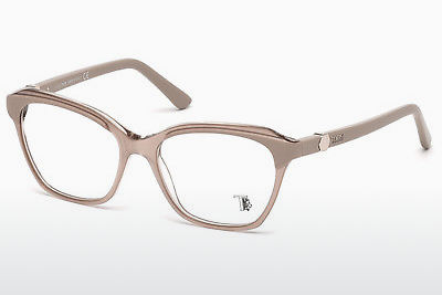 Lunettes design Tod's TO5163 074 - Rose, Rosa