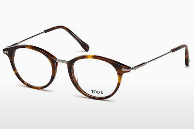 Lunettes design Tod's TO5169 055 - Multicolores, Brunes, Havanna