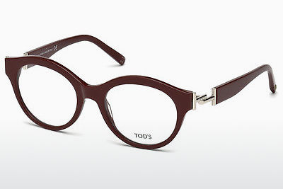 Eyewear Tod's TO5173 069 - Burgundy, Shiny