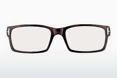 Lunettes design Tom Ford FT5013 052 - Brunes, Dark, Havana