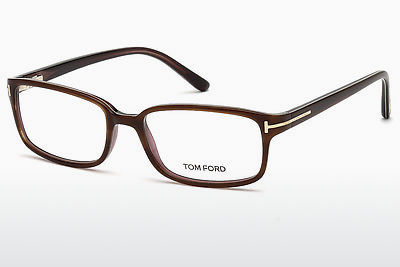 Eyewear Tom Ford FT5209 047 - Brown, Bright