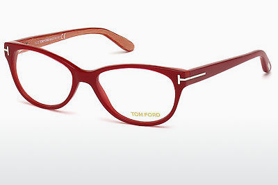 Lunettes design Tom Ford FT5292 077 - Rose, Fuchsia