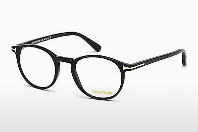Lunettes design Tom Ford FT5294 052 - Brunes
