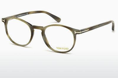 Eyewear Tom Ford FT5294 064 - Green, Havanna