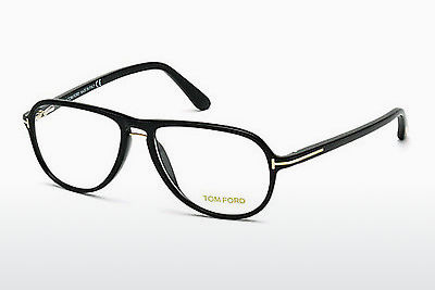 Lunettes design Tom Ford FT5380 056 - Havanna