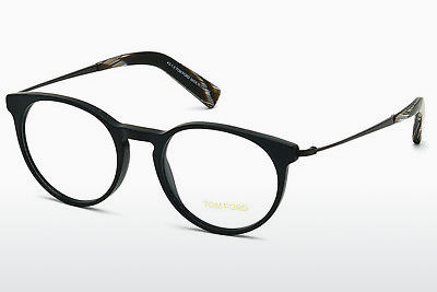 Eyewear Tom Ford FT5383 002 - Black, Matt