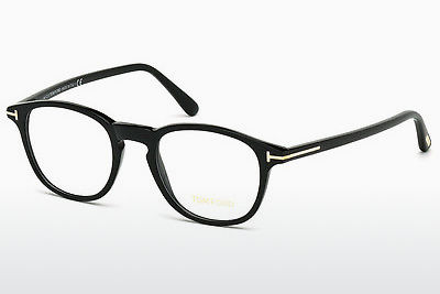 Eyewear Tom Ford FT5389 001 - Black, Shiny