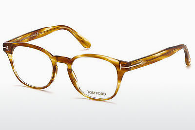 Eyewear Tom Ford FT5400 053 - Brown, Havanna, Yellow