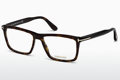Lunettes design Tom Ford FT5407 052 - Brunes, Dark, Havana